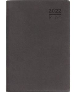 Lommekal. GRIEG Mini 2022 imitert grå