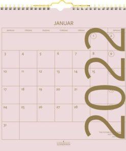 Veggkalender GRIEG 2022 Color