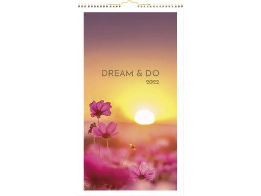 Veggkalender GRIEG 2022 DreamDo