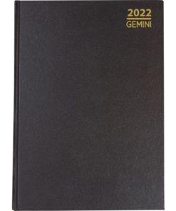 Lommekal GRIEG Gemini 2022 plast sort