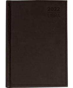 Dagbok GRIEG Libra innbundet 2022 sort