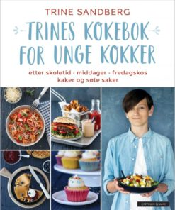 Trines kokebok for unge kokker