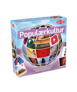 Verdens populærkultur gavespill