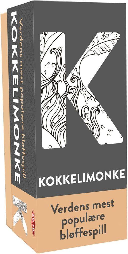 Kokkelimonke - det populære bløffespillet i ny utgave