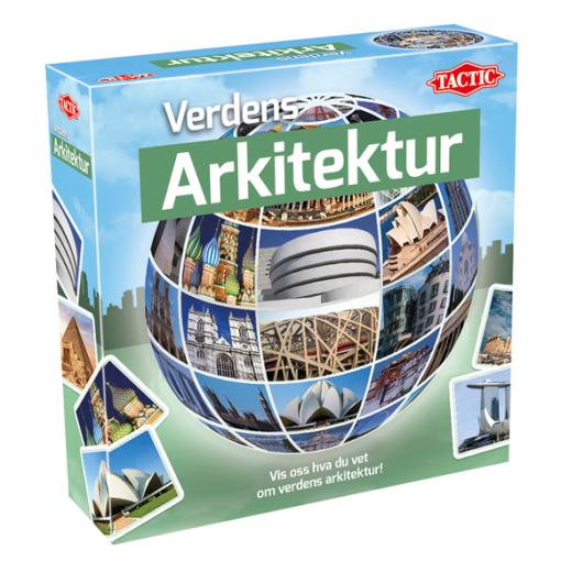 Verdens arkitektur gavespill
