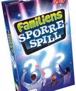 Familiens spørrespill