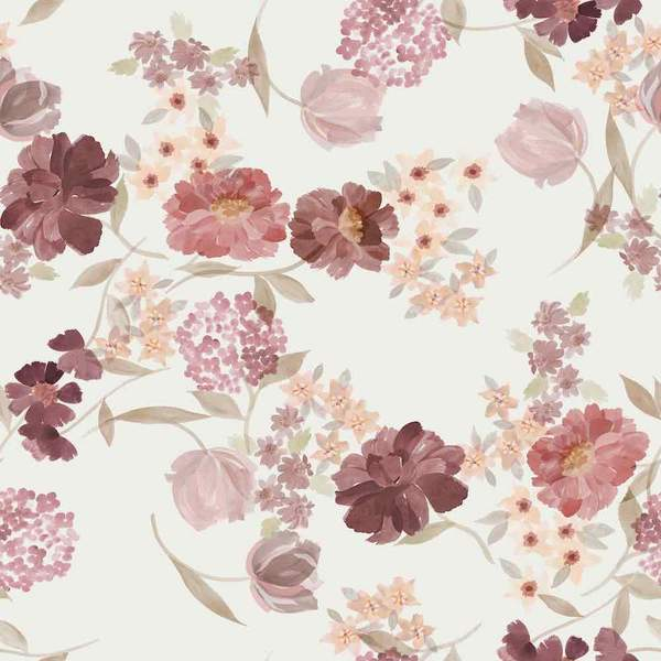 Family Fabrics - Vintage Floral