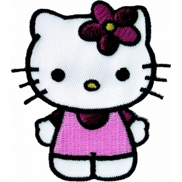 Strykelapp - Hello Kitty