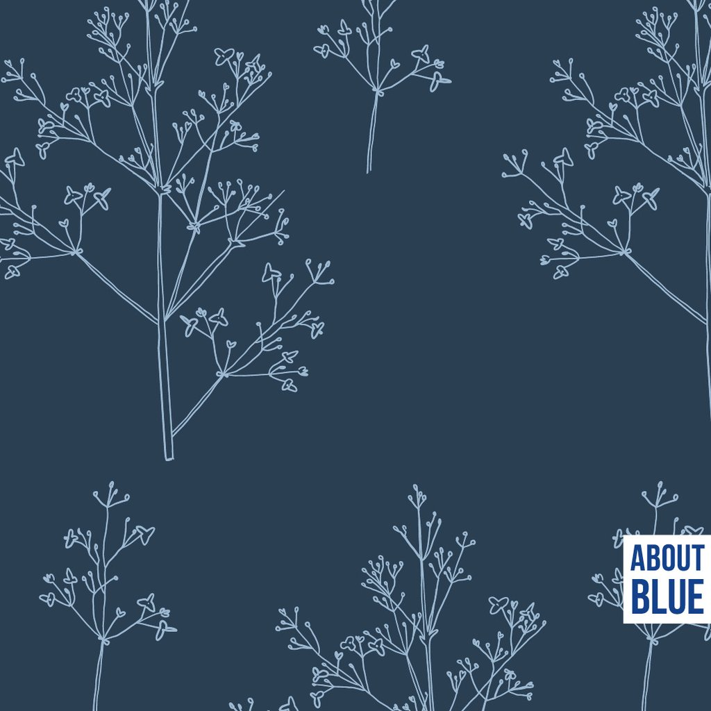 About Blue - Flowers and Applause