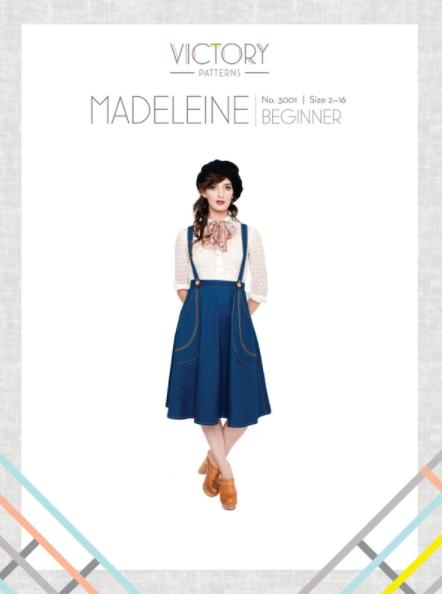 Victory Patterns - Madeleine Skirt