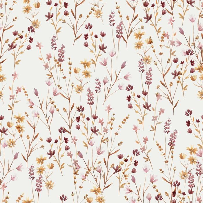 Family Fabrics - Wild Floral
