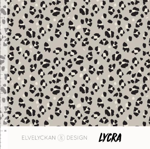 Elvelyckan Lycra - Lynx Dot Desert