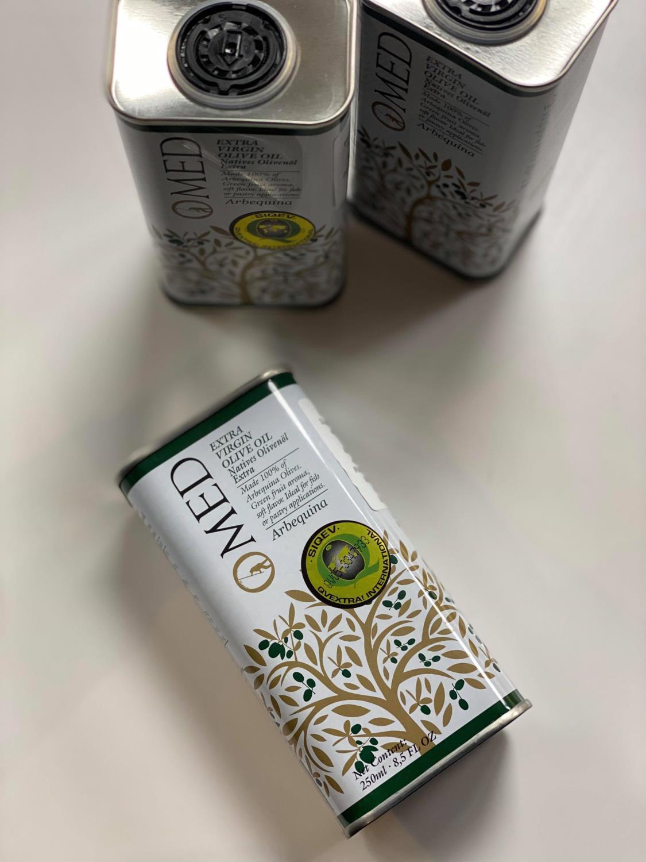 O-med, Arbequina olivenolje