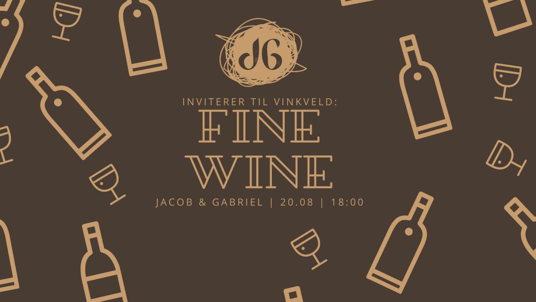 Vinkveld: Fine Wine, august