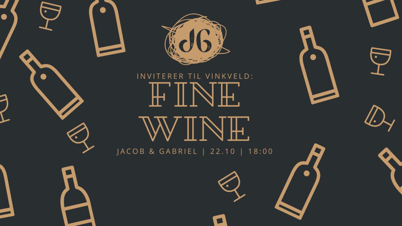 Vinkveld: Fine Wine, oktober