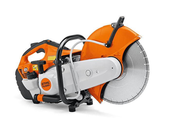 STIHL TS 500i 3,9 kW kappemaskin