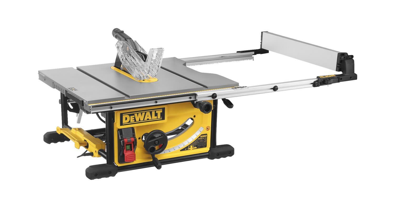 Bordsag 250mm 2000W DWE7492 DEWALT