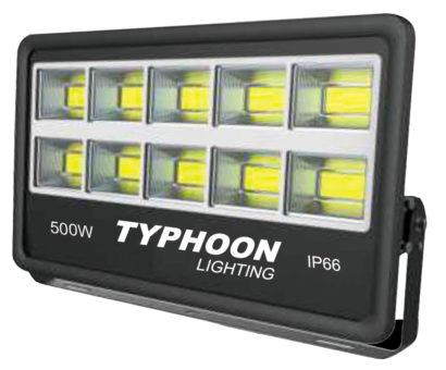 ARBEIDSLAMPE LED 500W 45000Lm IP66 TYPHOON