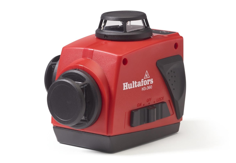 H3X360 krysslaser rød HULTAFORS