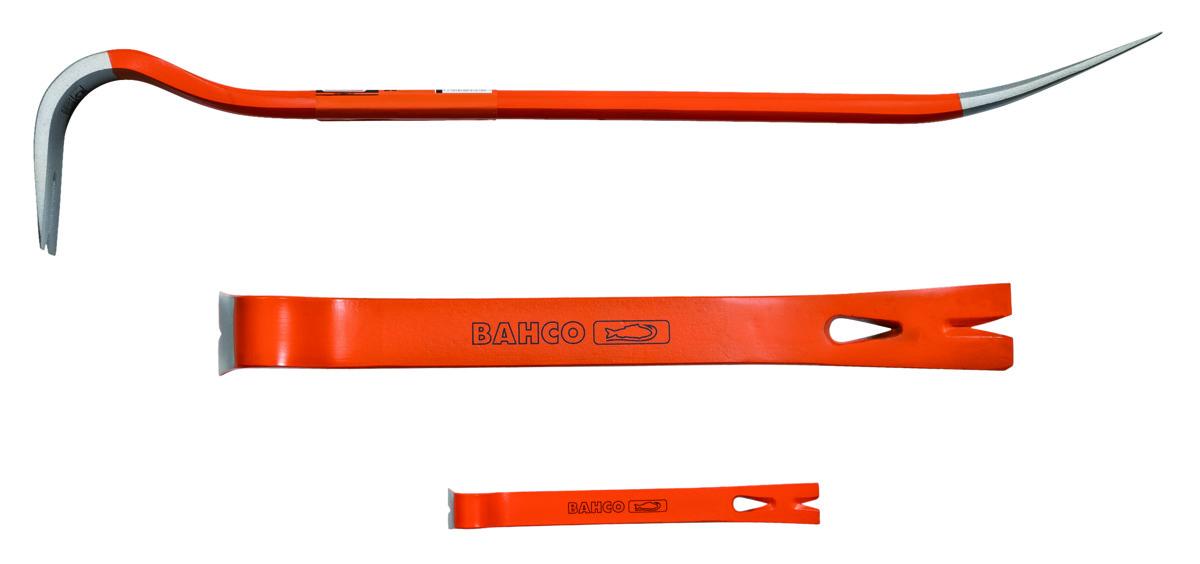 BAHCO WBP-3P-6FMF Brekkjernsett Flat & Mini