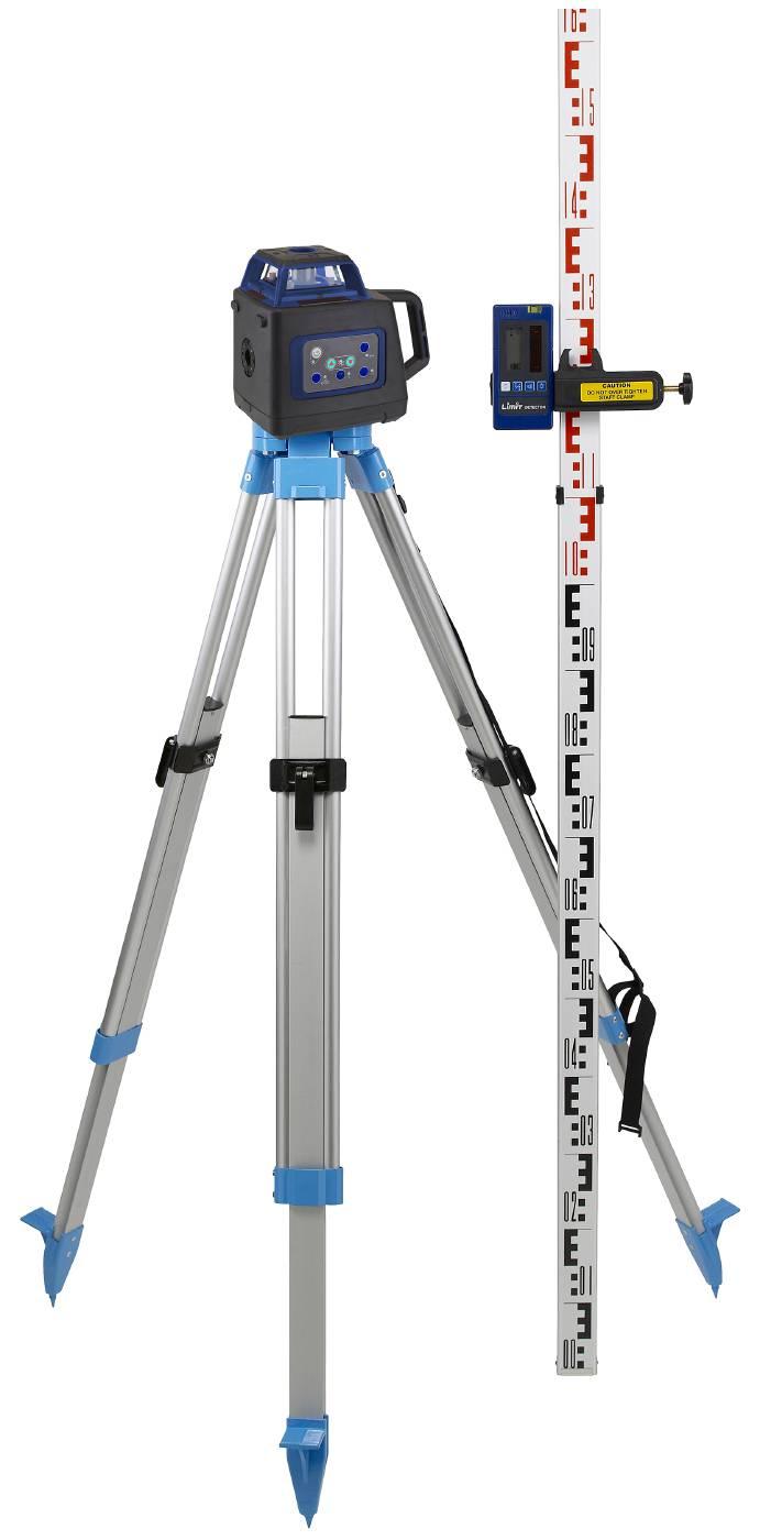 Laserpakke 1210 HV Roterende laser m/ mottaker LIMIT