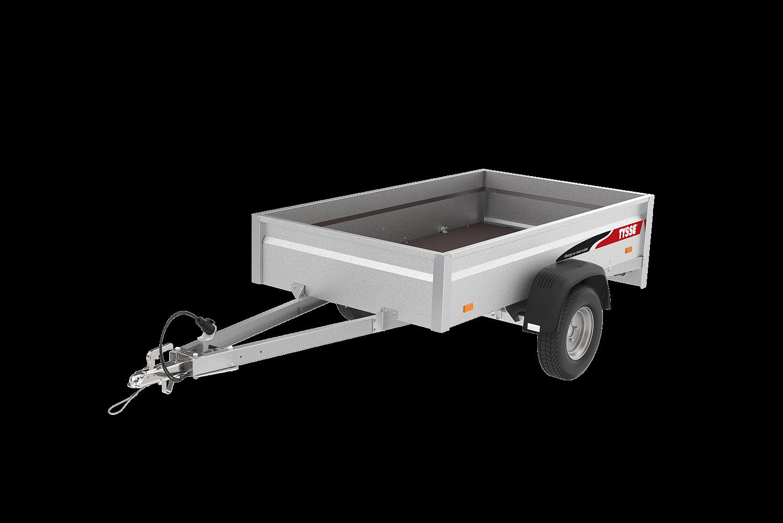 Tysse Tilhenger 6050 750kg