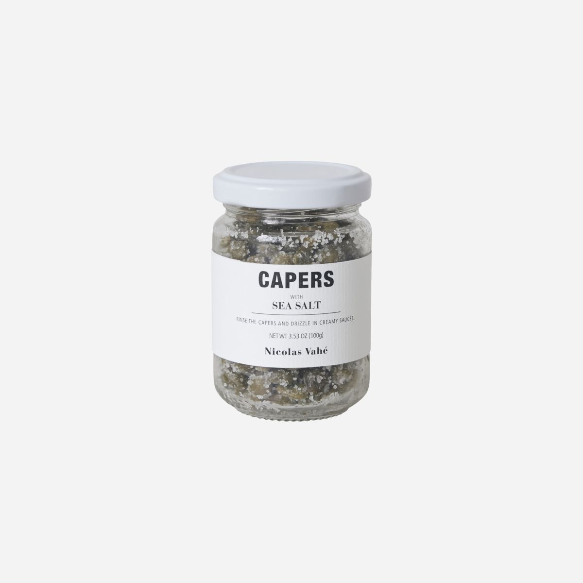 Capers Sea Salt