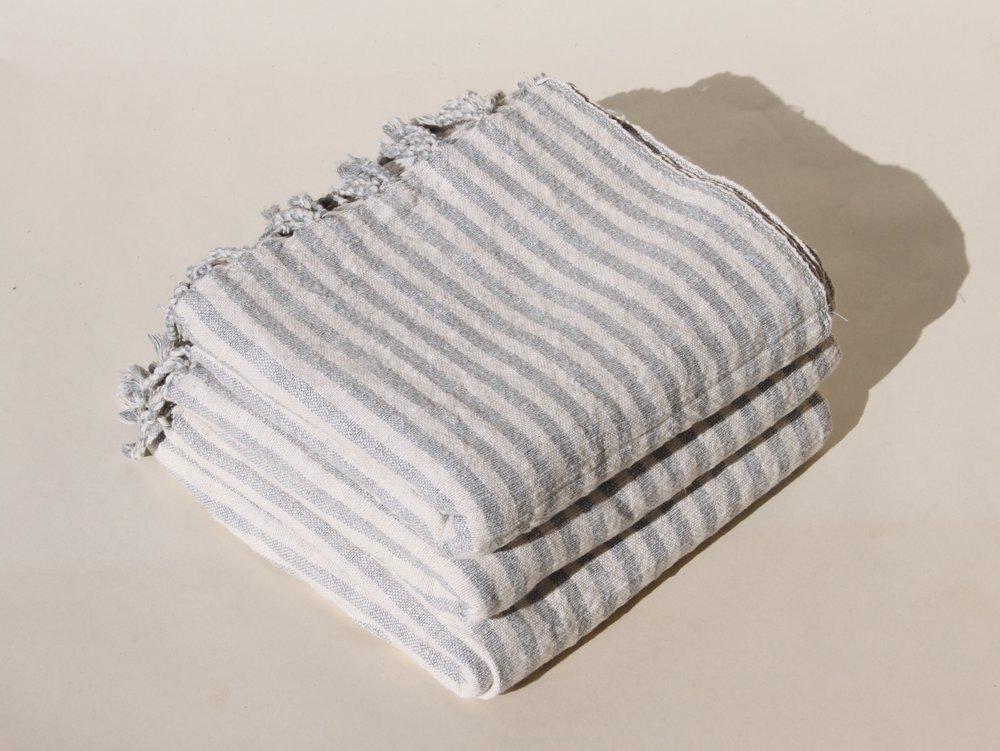 Mizar & Alcor - Håndkle, grå
