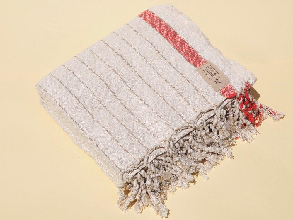 Mizar & Alcor - Håndkle, fersken