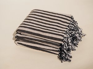 Mizar & Alcor - Håndkle, svart