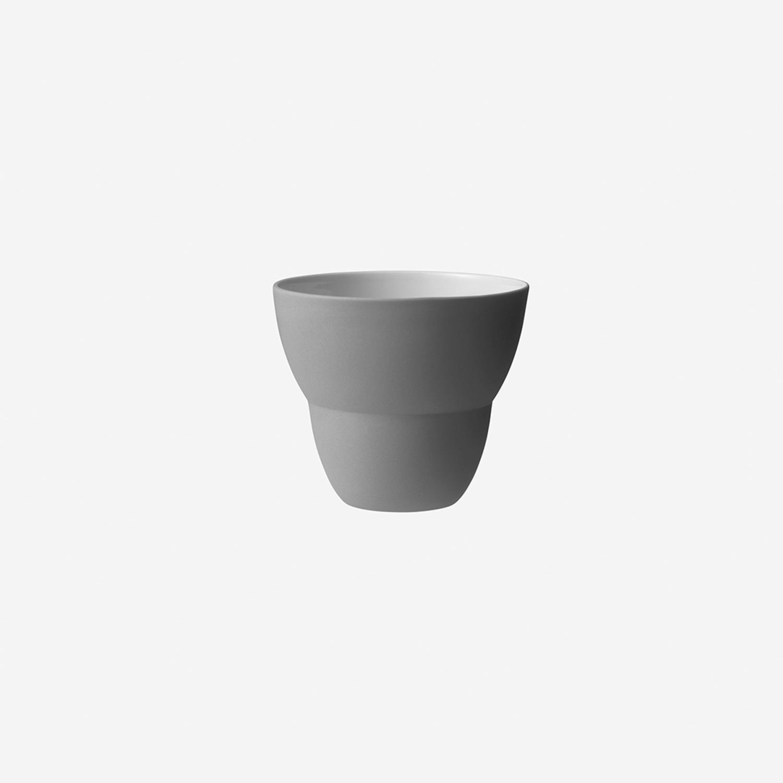 VIPP202 - Kaffekopp, 2stk grå