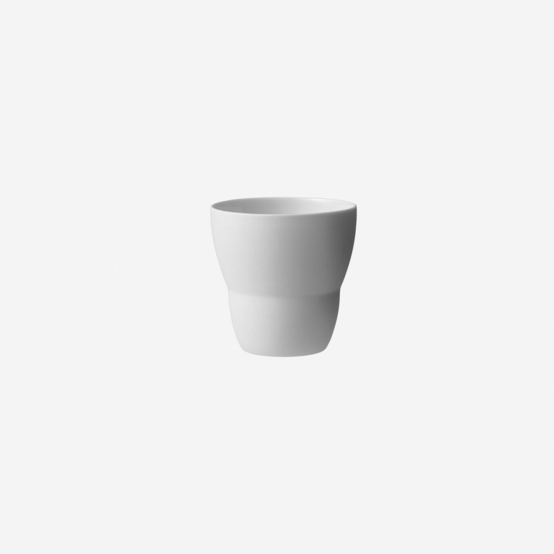 VIPP201 - Espressokopp, 2stk hvit