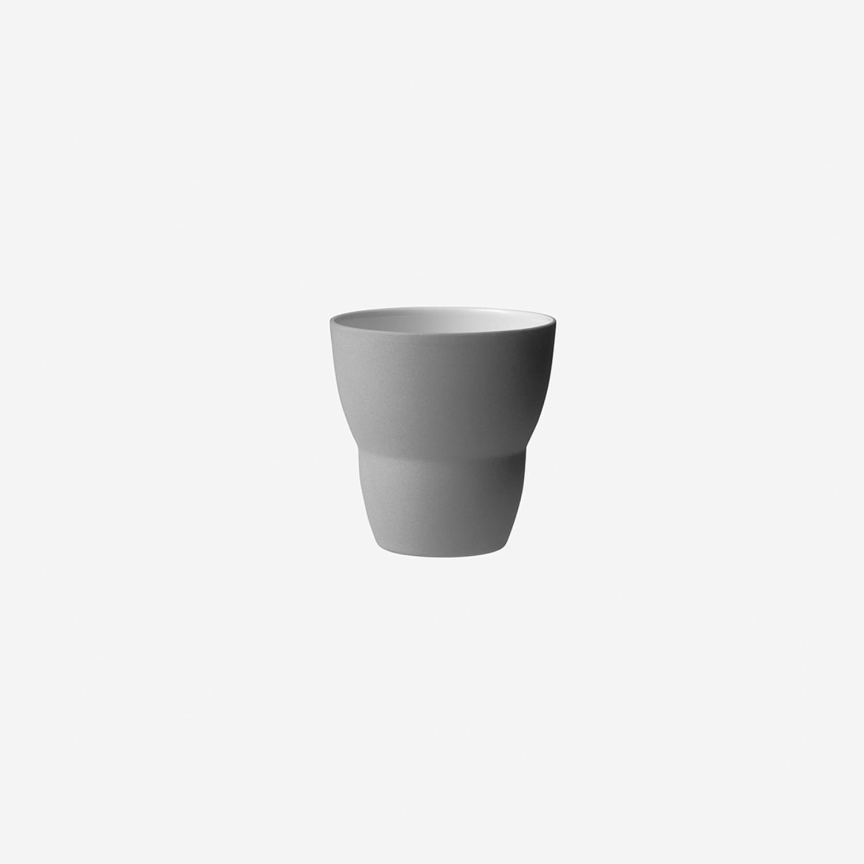 VIPP201 - Espressokopp, 2stk grå