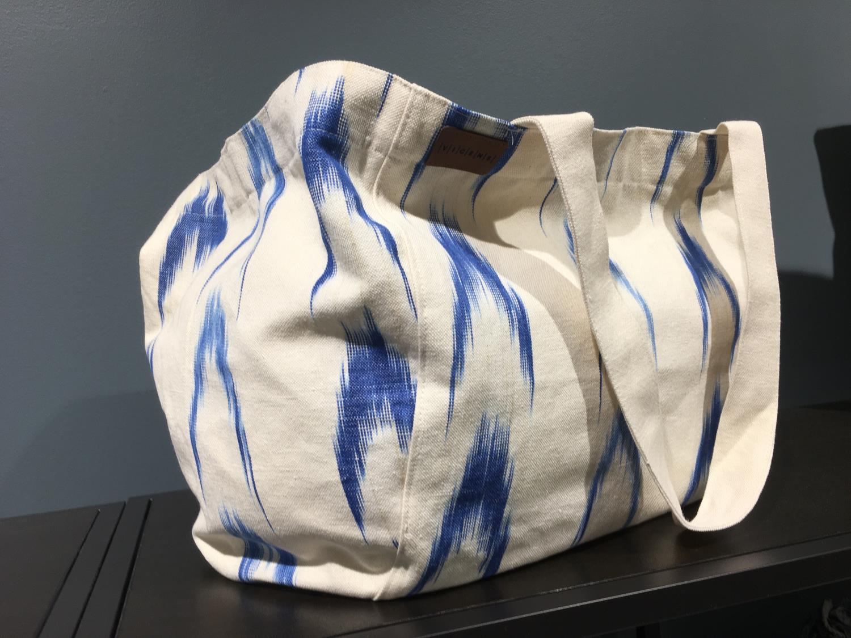 Vicens - Bag Bolsa sport, hvit og blå