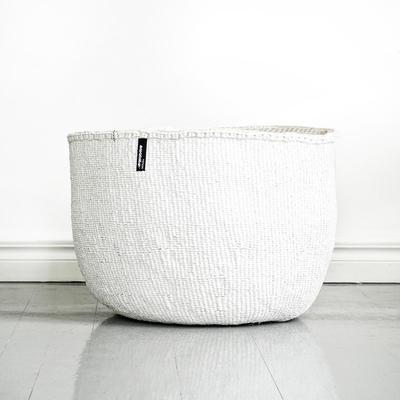 Mifuko - Kurv uten håndtak, XXL, hvit