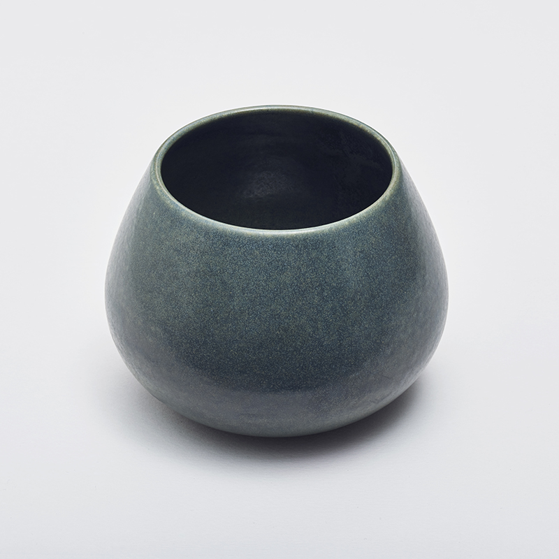 LAND lav vase, petrol