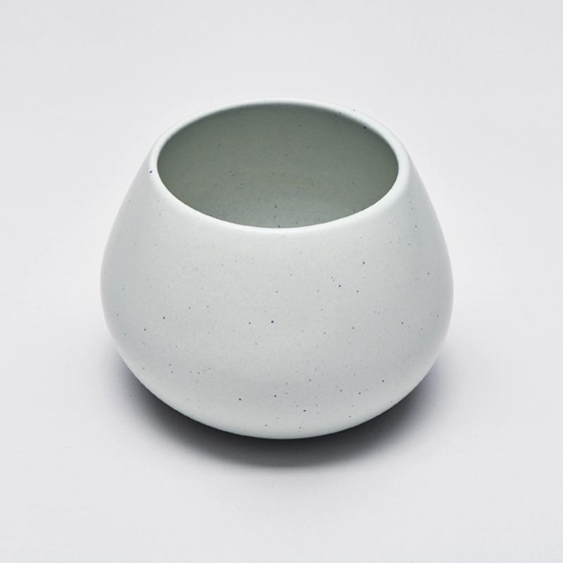LAND lav vase, pale mint