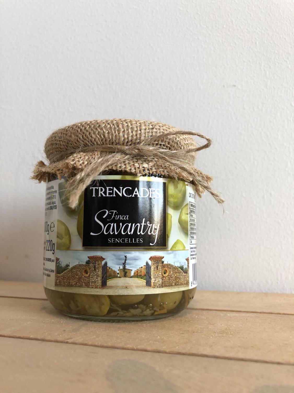Savantry - oliven 300gr