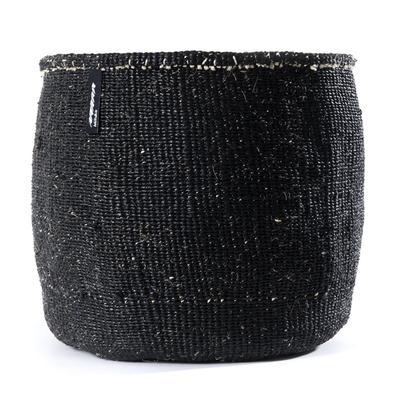 Mifuko - Kurv uten håndtak, M, svart