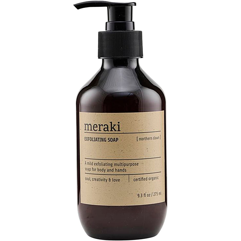 Meraki - Eksfolierende såpe, Northern dawn