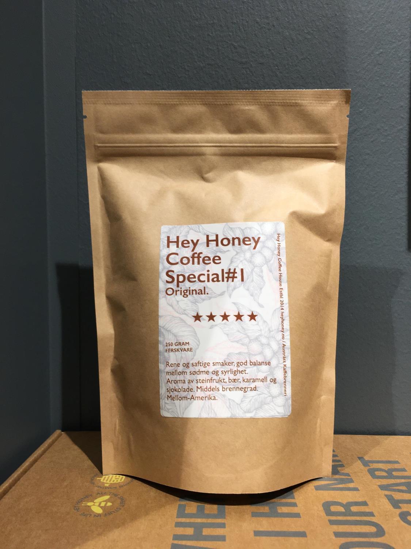 Hey Honey Coffee special #1, original
