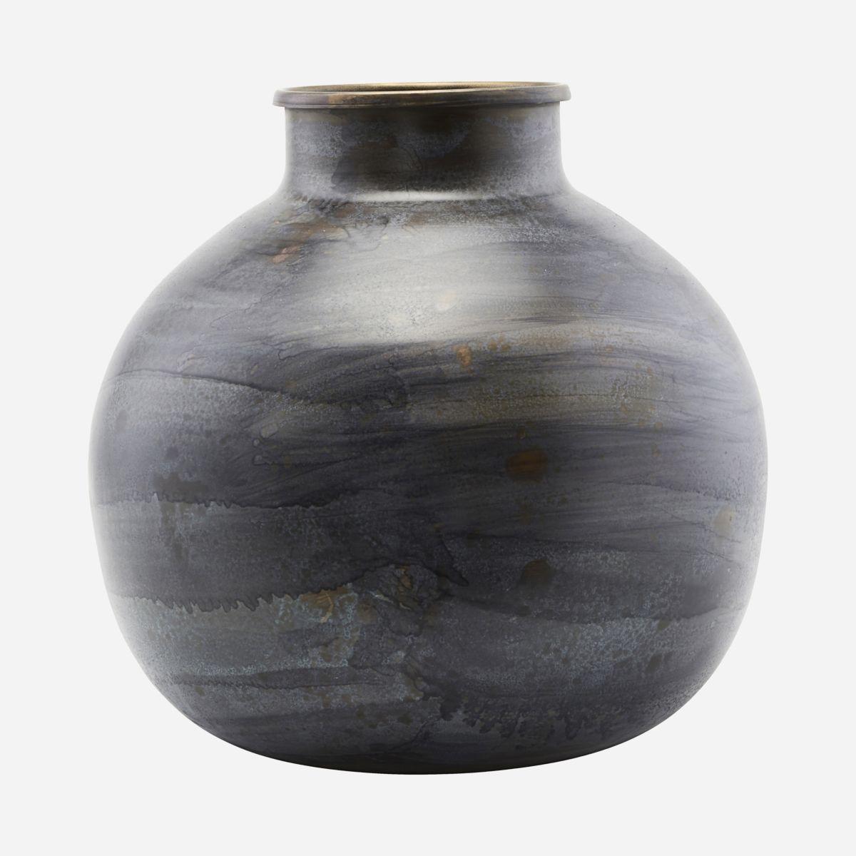 House Doctor - Vase, Etnik, blå