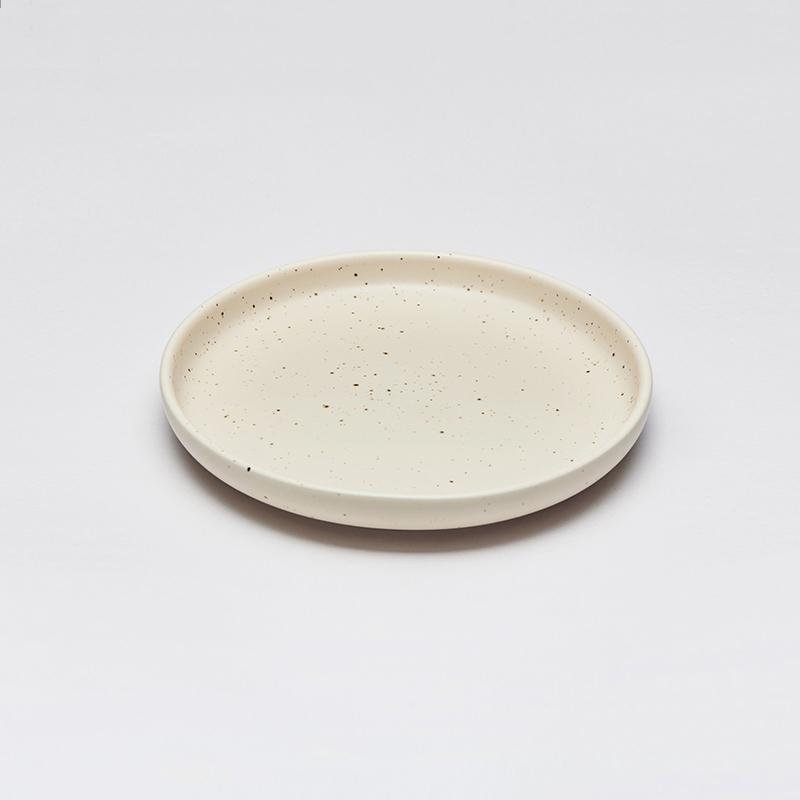 LAND lunsjtallerken, eggshell