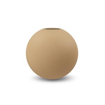 COOEE - Ball Vase 10 cm peanut