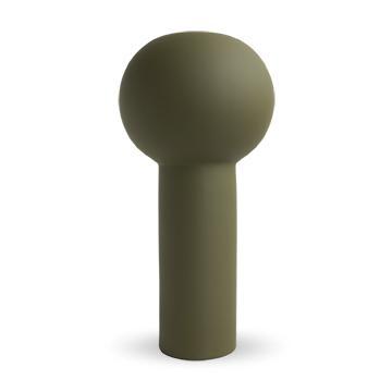 COOEE - Pillar vase 32cm, olive