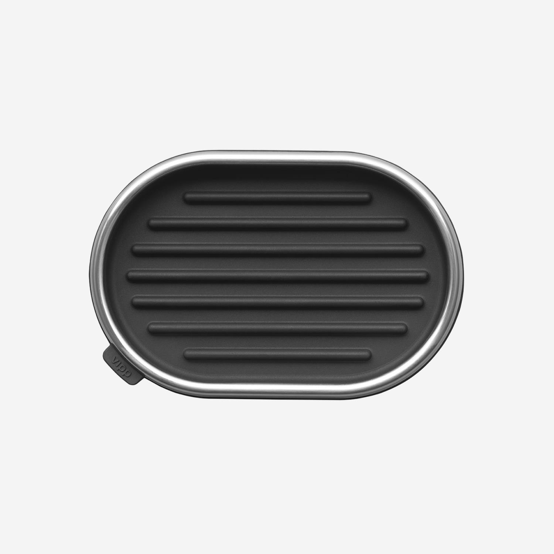 VIPP5-Soap Dish Black