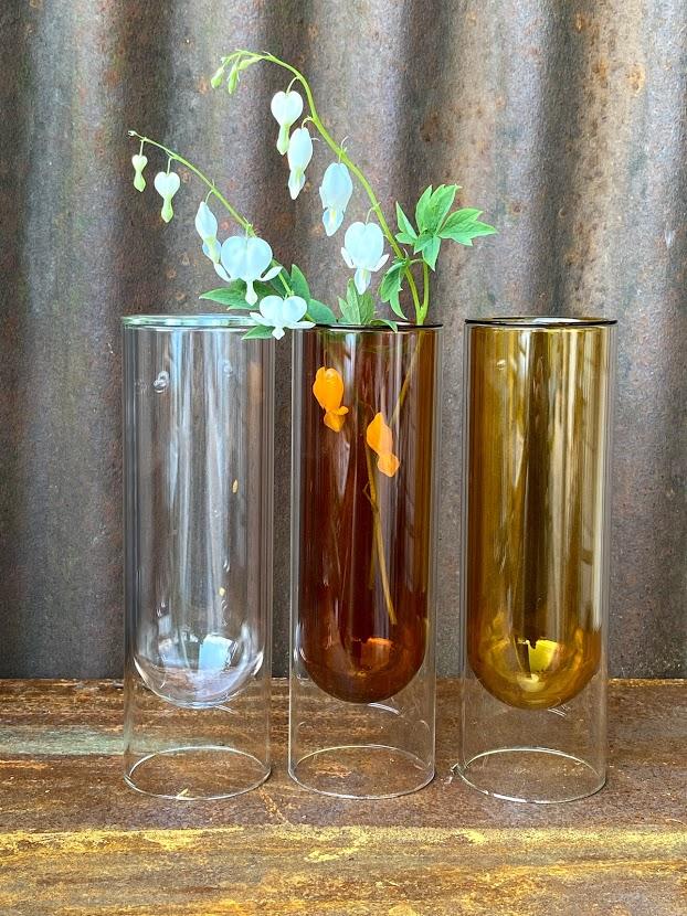Flower tube Amber-Høy