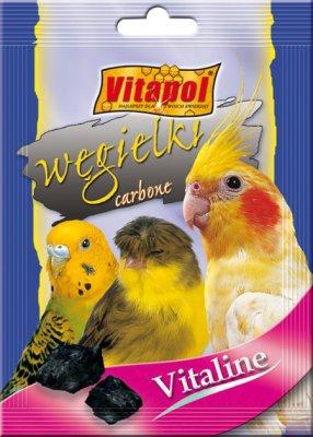 Vitapol Fågelkol 10Gr