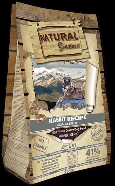 NG Rabbit Recipe – Light & Fit 2 KG