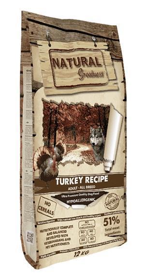NG Turkey Recipe 12 KG